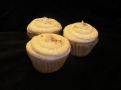 French Toast Cupcake with Maple Syrup Icing