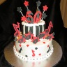 Celebrate a big one with a special cake!