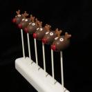 Reindeer Cake Pops
